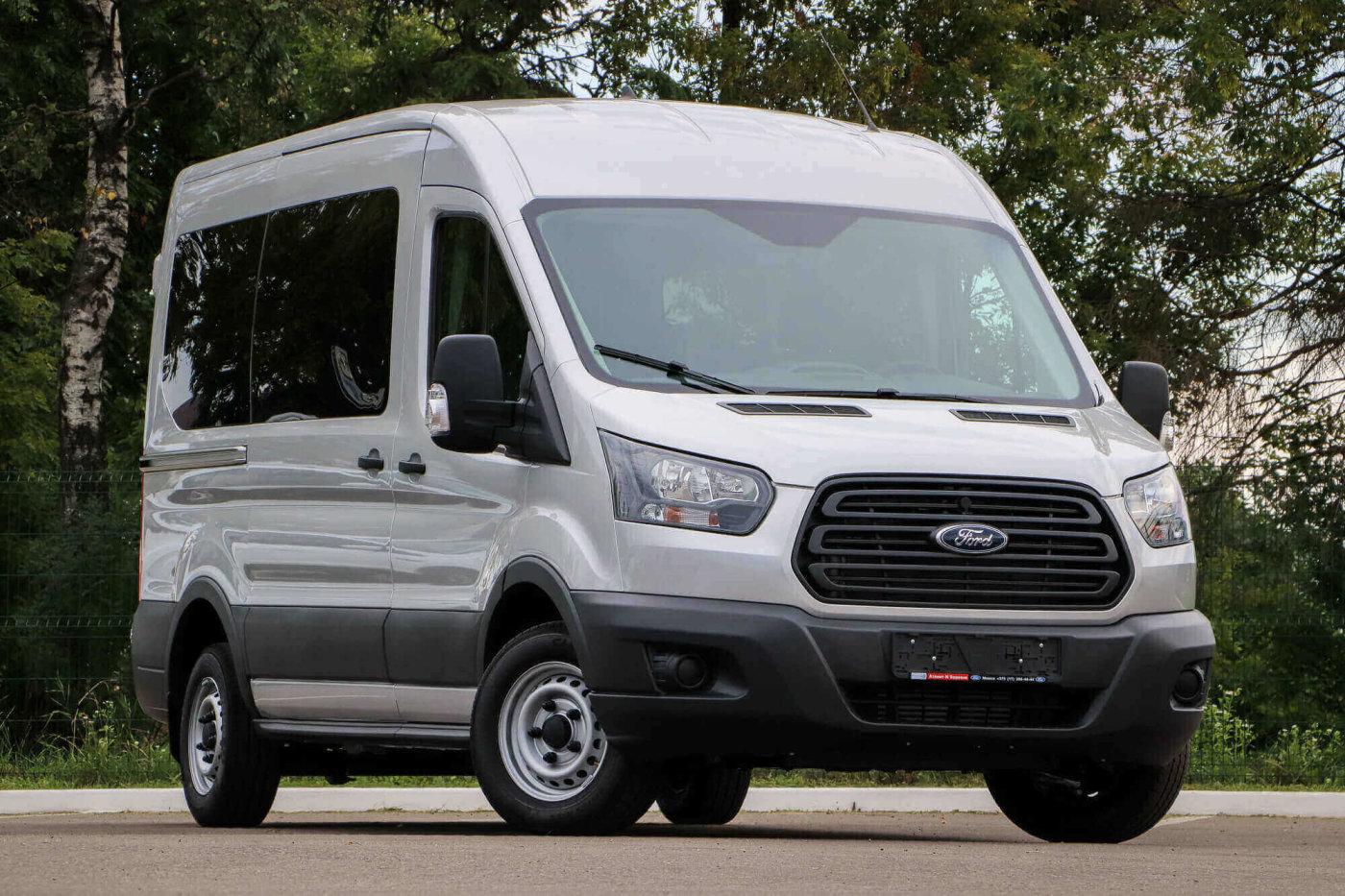 Ford Transit, 2020 г.