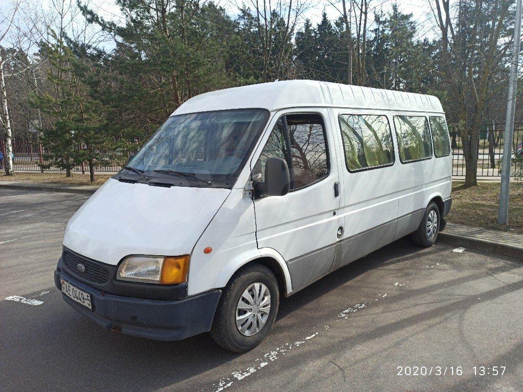 Ford Transit 100L, 1995 г.