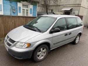 Dodge Caravan IV, 7мест, 2006г.