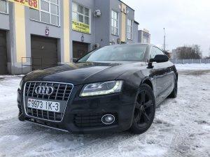 Audi A5 8T, 2009 г.