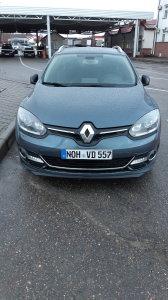 Renault Megane III, 2016 г.