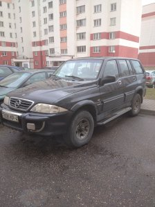 SsangYong Musso II, 2001 г.
