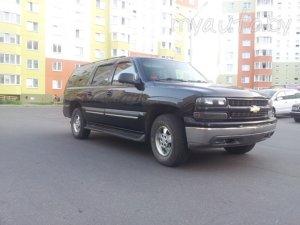 Chevrolet Suburban IX, 2003г.