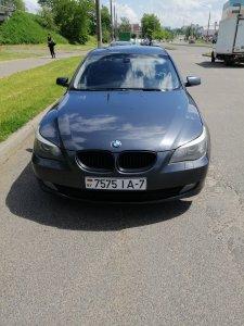 BMW 5 серия E60, E61, 2009 г.