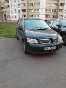 Mazda MPV II, 2001 г.