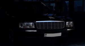 Cadillac De Ville VII, 1999г.